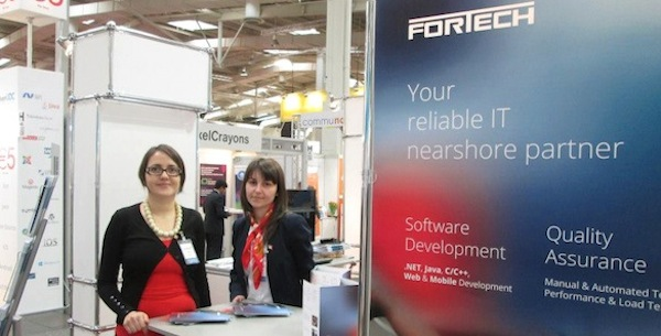 Fortech taking part at CeBIT
