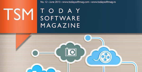 Fortech sponsor for Today Software Magazine