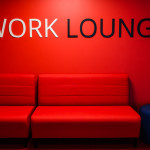 Fortech new office - work lounge