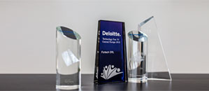 Fortech in Deloitte Technology Fast500 EMEA and Deloitte Technology Fast50 CEE rankings