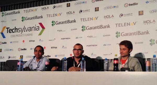 Fortech Team at Techsylvania