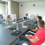 ANIS meeting at Fortech for local software companies.