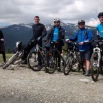 Transalpina Fortech team