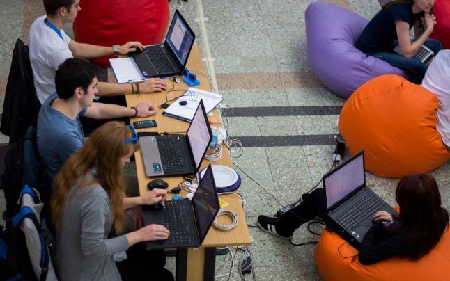 Hackathon Techsylvania - Cluj-Napoca