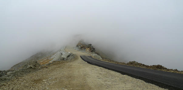 Cycling Transalpina