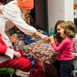 Fortech Christmas kids party 2014