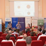 Fortech at IT Events - Start-up Weekend Targu Mures