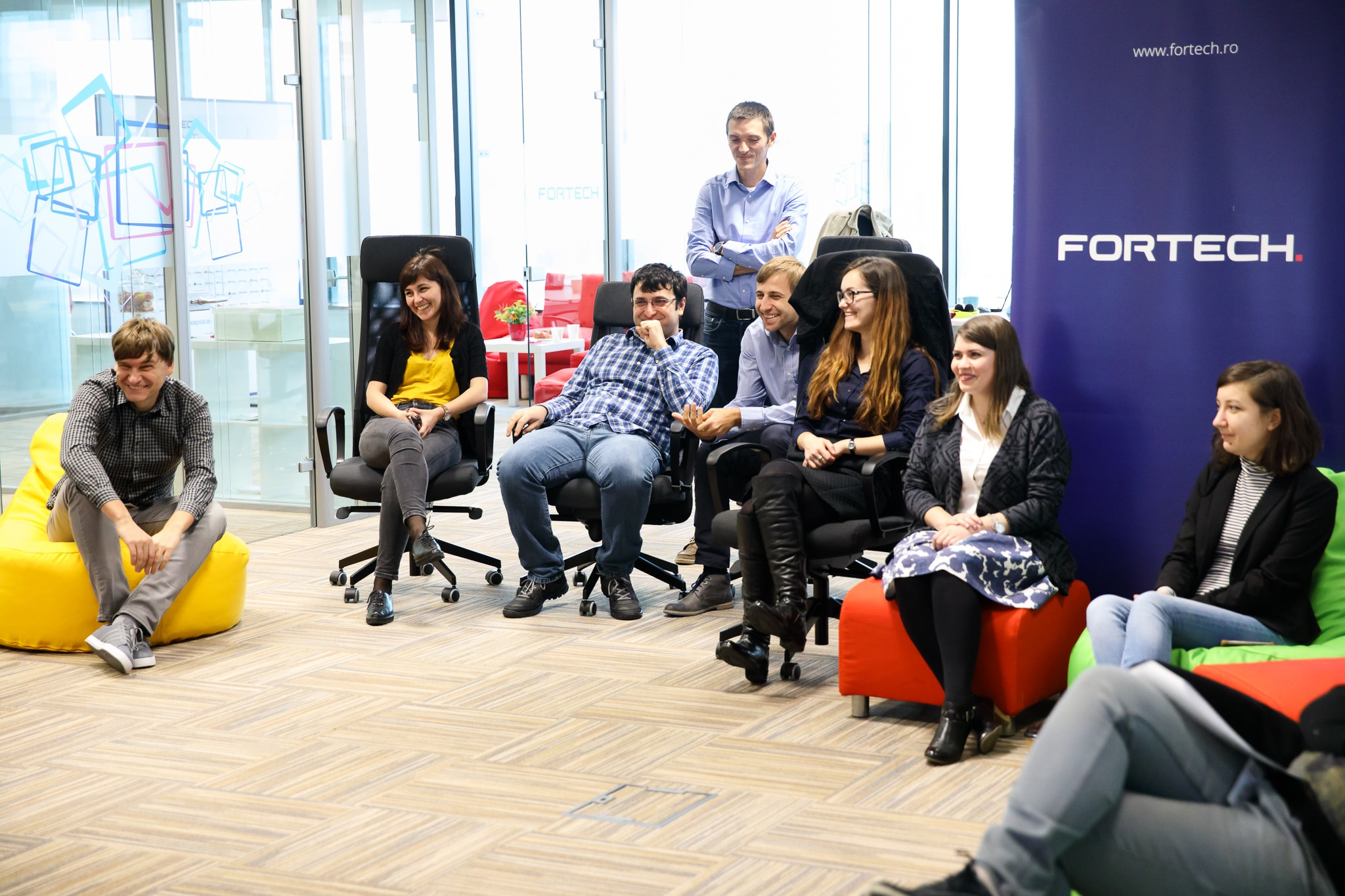Fortech Iasi New Office