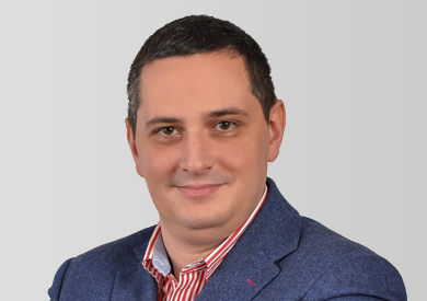 Alexandru Luigi Ricobon, Information Security Manager Fortech