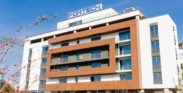 Fortech new office building