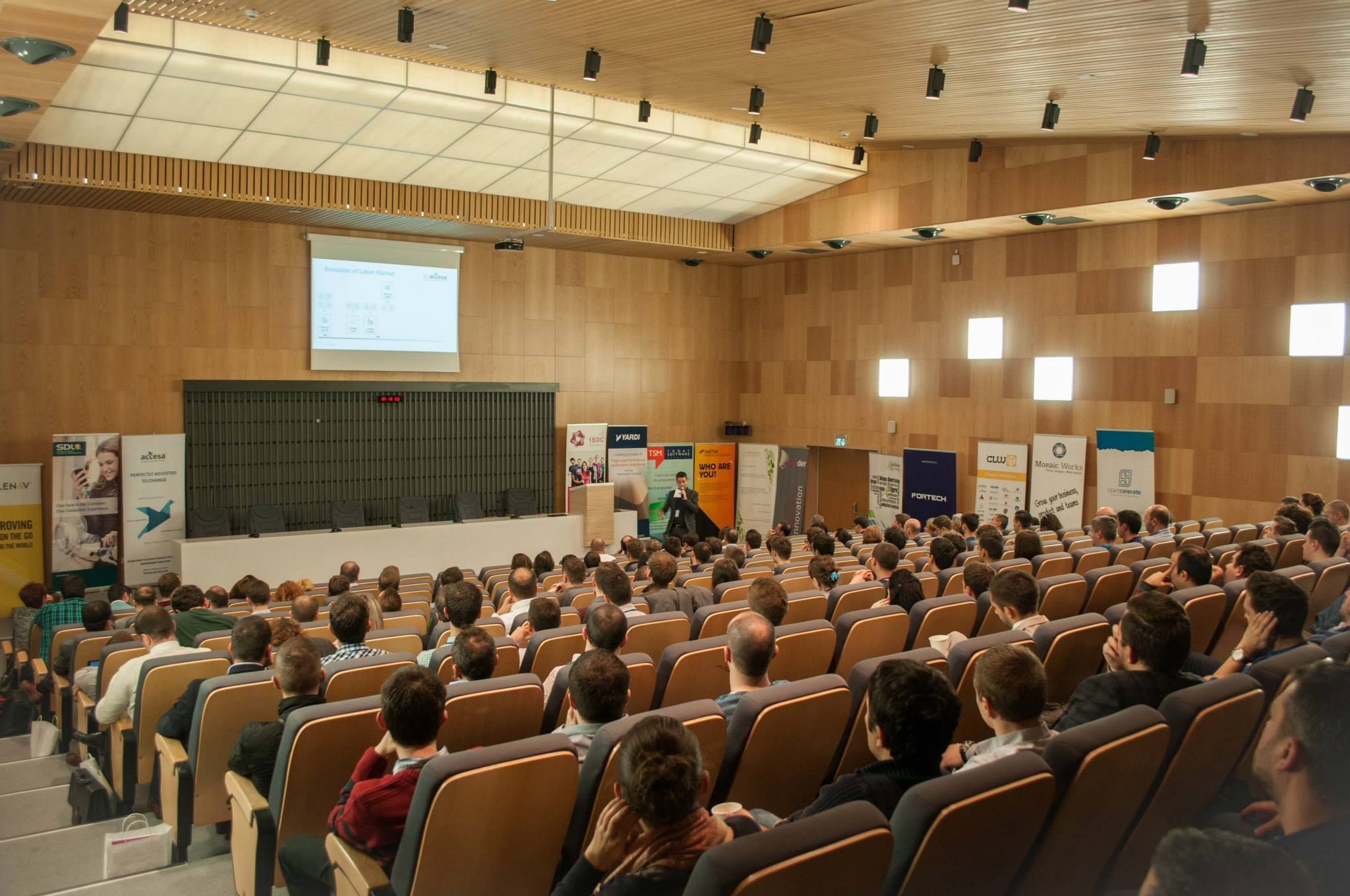 Cluj IT Days 2014