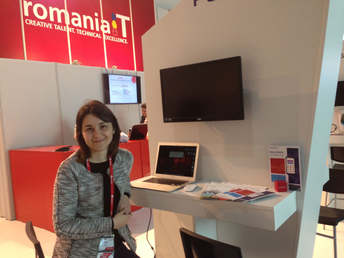 Fortech at Mobile World Congress 2015