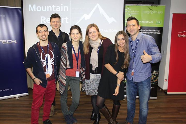 3 Day Startup Cluj 2015 at Fortech