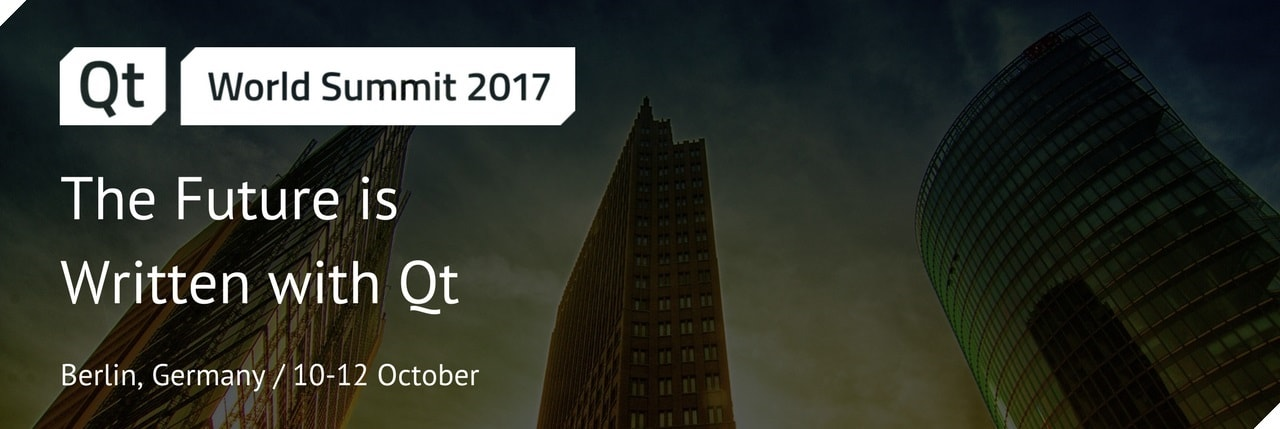 Qt World Summit 2017