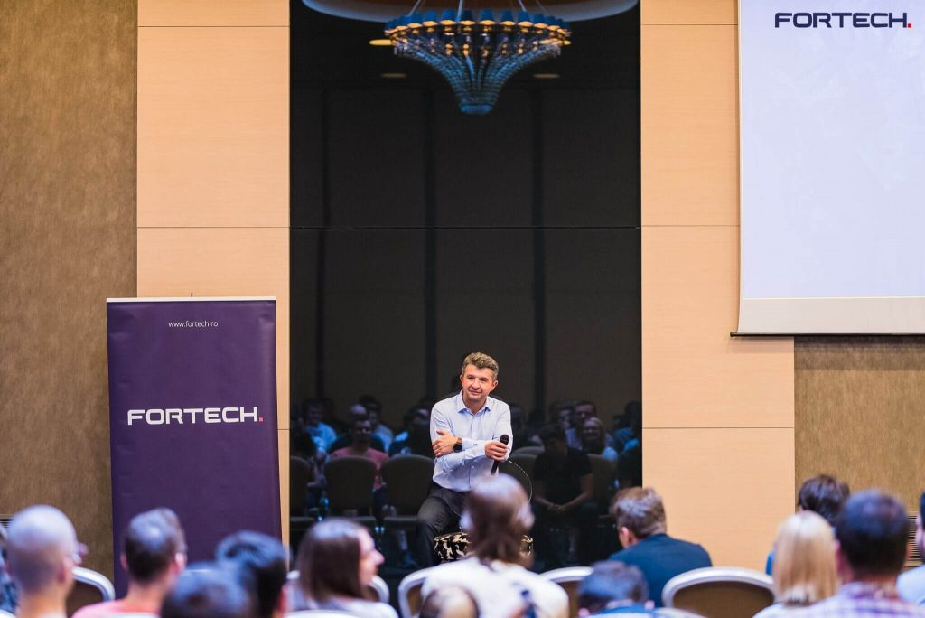 Calin Vaduva Talking About the Romanian IT Industry | Fortech