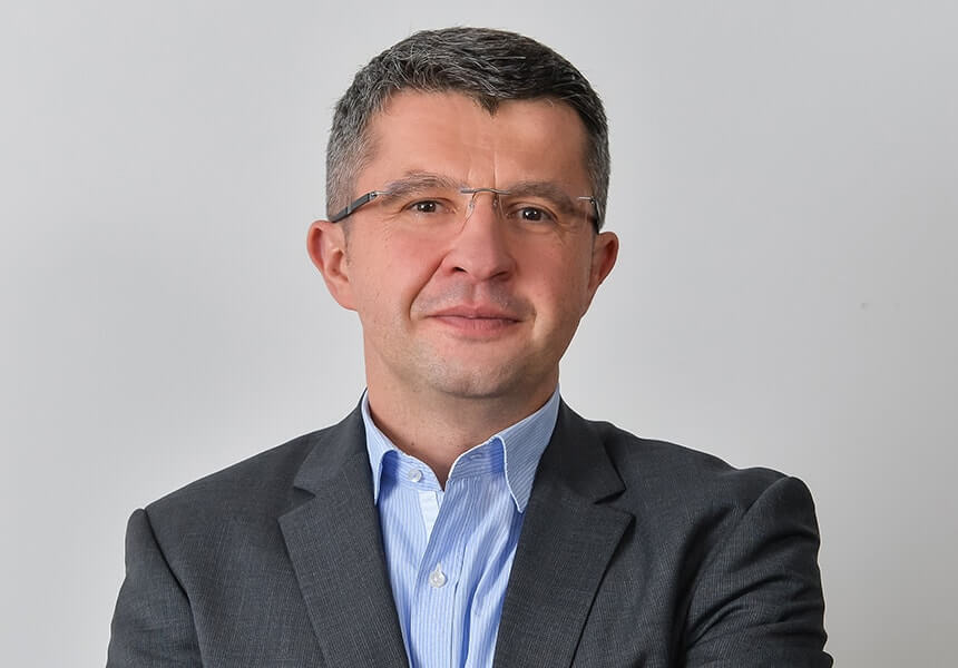 Calin Vaduva, Fortech CEO, one of the top 10 Romania IT entrepreneurs