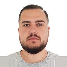Raul Popa - Front-End Developer Fortech