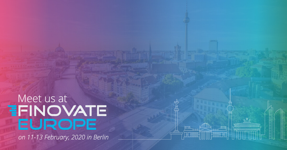 Fortech Joins Finovate Europe 2020 | Fortech