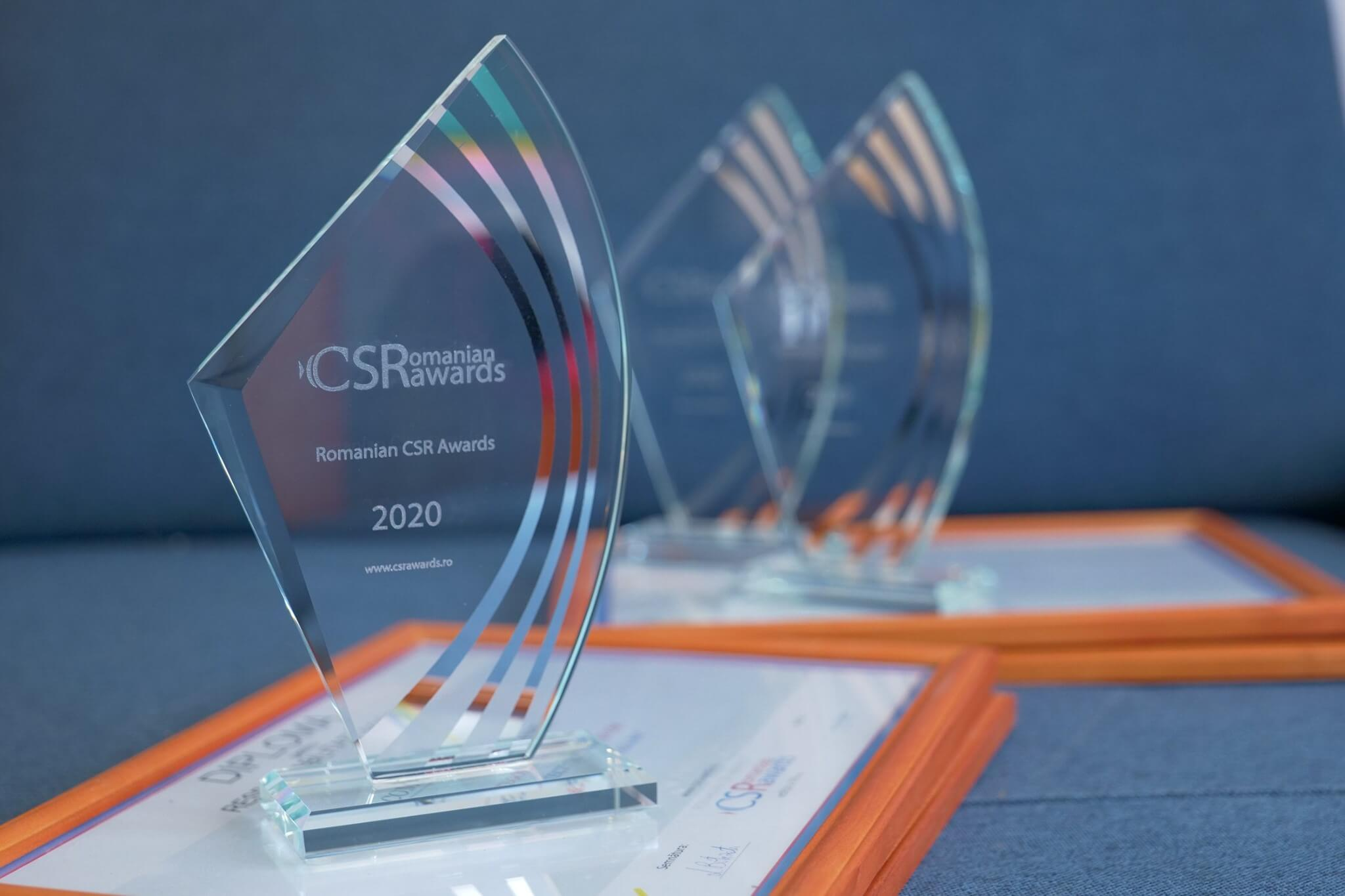 CSR Award for Fortech at Romania's CSR Awards