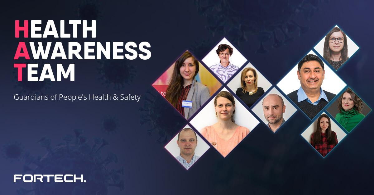 Fortech Health Awareness Team